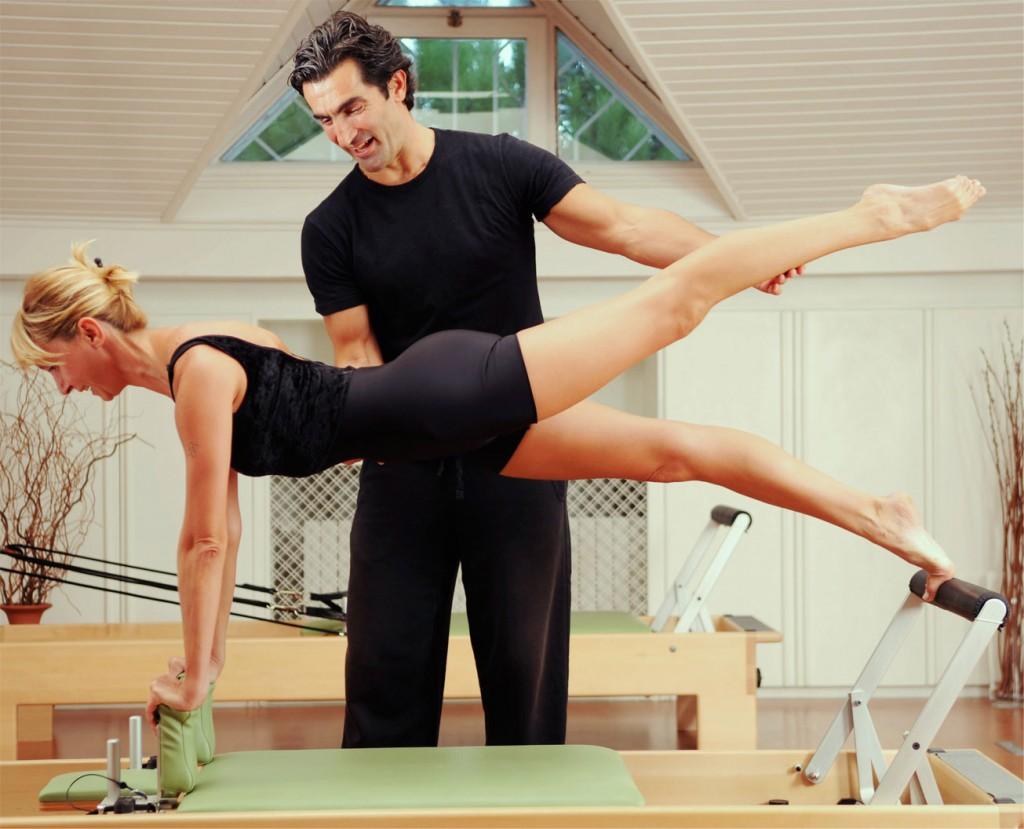 Pilates nuesta forma de trabajo